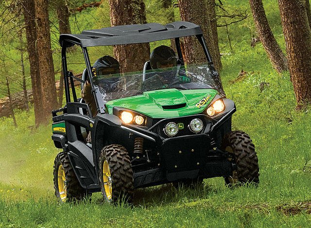 Add accessories to make your Gator utility vehicle perfect for the job you need to do.