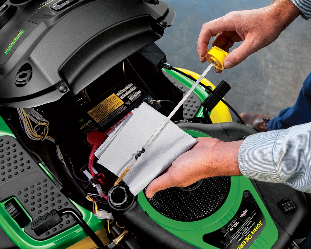 Tune Up For Spring: 7 Quick Maintenance Tips For Your John Deere Mower